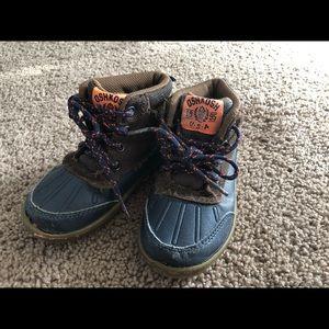 Free with purchase Oshkosh boots
